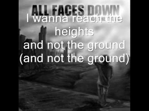 All FACES DOWN - Days like these