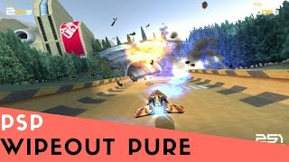 PSP Longplay #2: Wipeout Pure