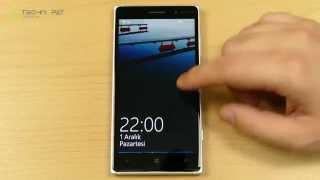 Nokia Lumia 830 İncelemesi