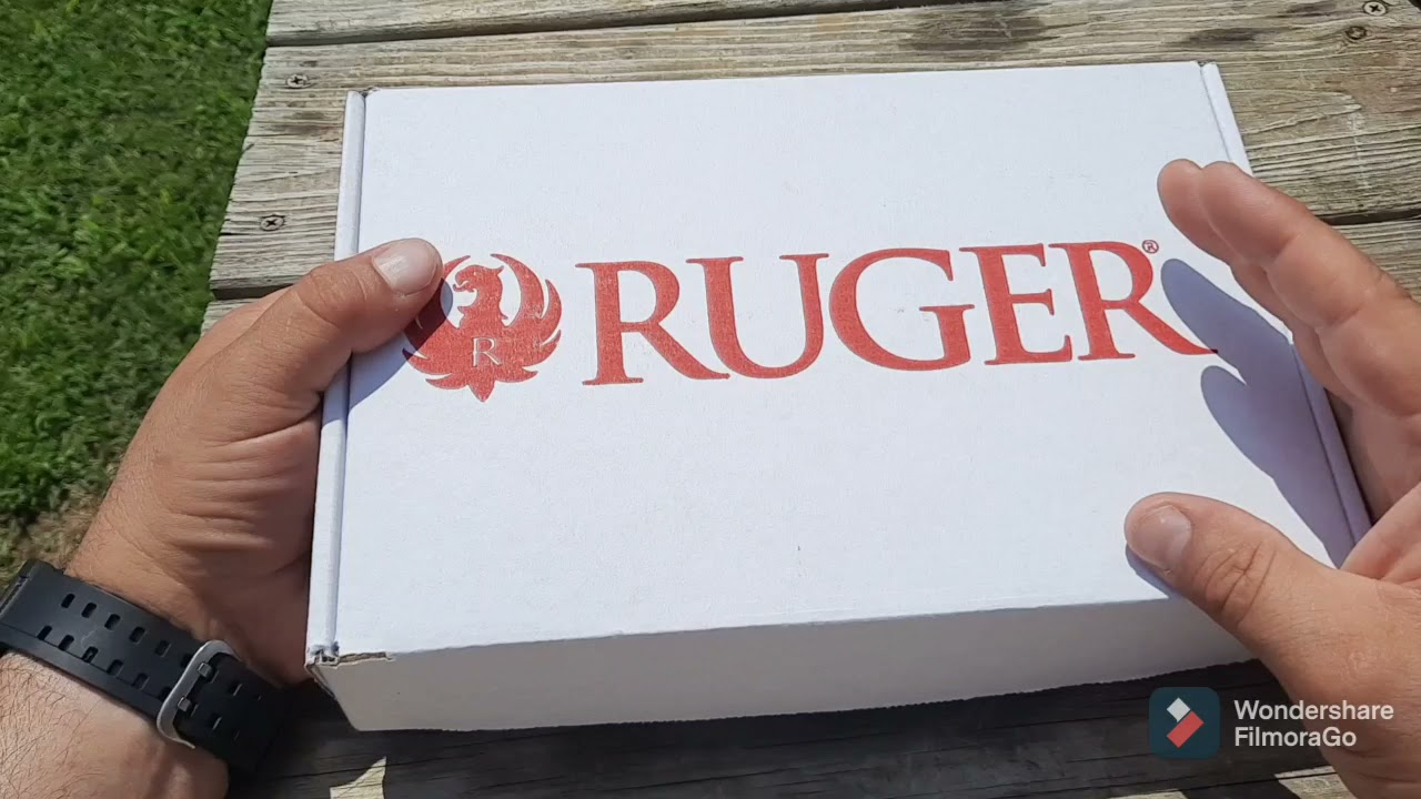 Ruger MAX-9, quick I got one Announcement. Plus, an interruption, by Cousin Carl.