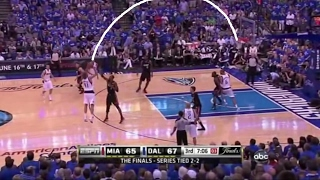 NBA High Arcing Shots
