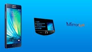 mirrorLink in Samsung A5 (Mylink) NON ROOT!!!
