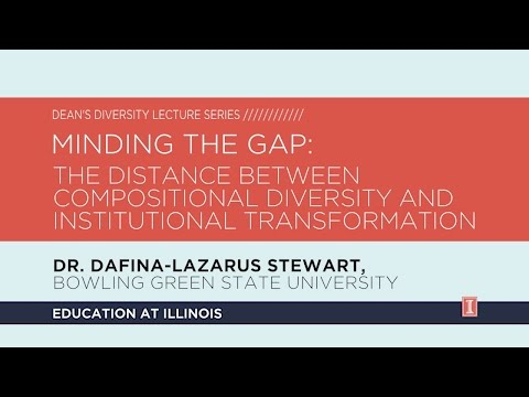 Minding the Gap:The Distance Between Compositional Diversity and  Institutional Transformation