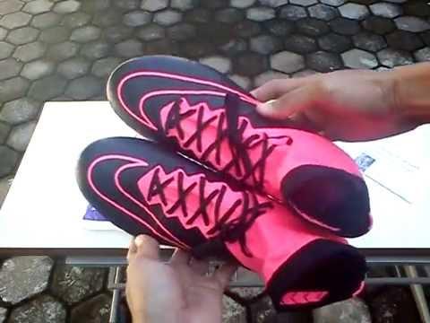 6505b19d86c8 inexpensive sepatu bola nike mercurial superfly fg black pinkhasil po dari  ebay youtube b76d9 bb0c5