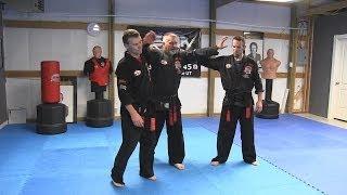 Repeat youtube video AKKI Kenpo Karate Techniques
