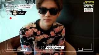 [ENG SUB] 140509 EXO XOXO Ep 1 Luhan Speaking English CUT