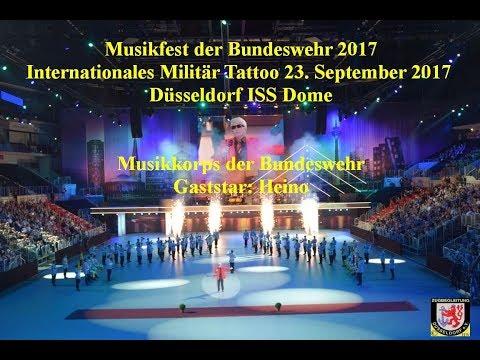 2017 0923 Musikfest der Bundeswehr V05 Musikkorps der Bundeswehr und Heino