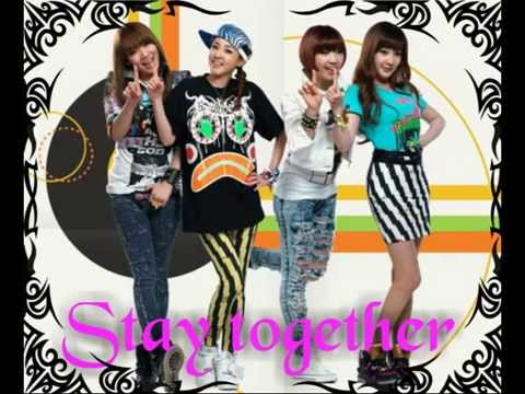 2NE1 – Stay Together Lyrics | Genius Lyrics