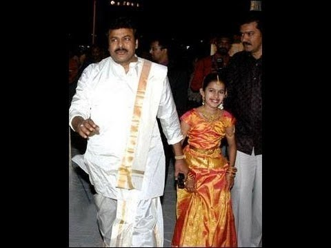 Mega Daughter Niharika Konidela With Chiranjeevi Unseen Childhood Video  - Dont miss it