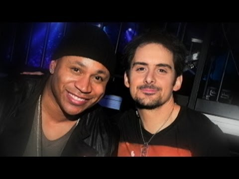 Brad Paisley, LL Cool J Stand  Accidental Racist Song
