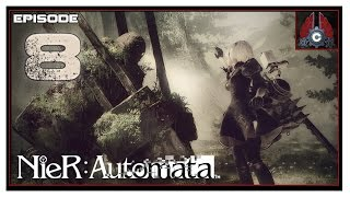Let's Play Nier: Automata On PC (English Voice/Subs) With CohhCarnage - Episode 8