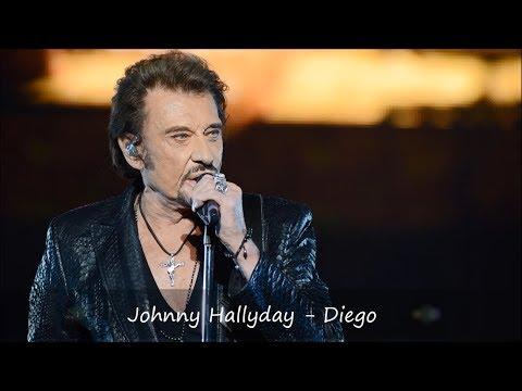 Johnny Hallyday - Diego Paroles