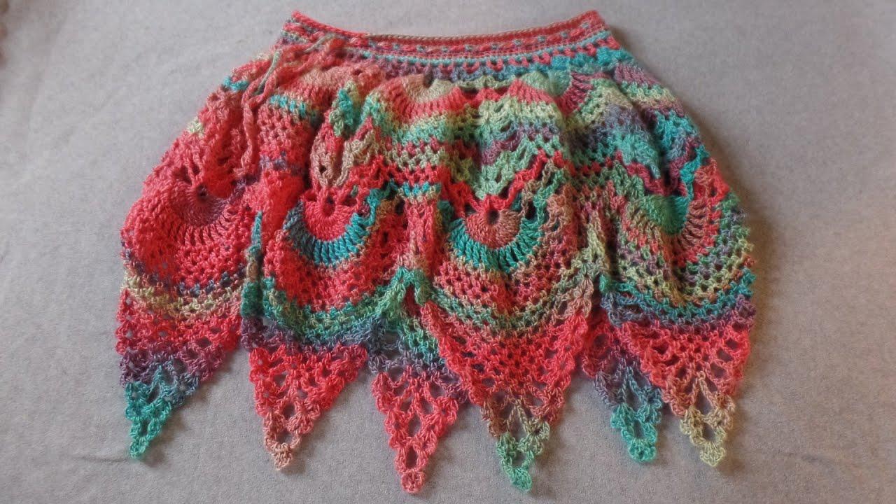 Crochet How To Crochet Womens Ladies Pineapple Stitch