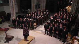O Holy Night sung by Hull NHS Choir at Hull Minster