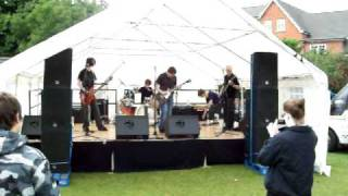 Edwards Lane Music Club band 'Convicted'