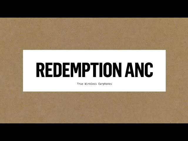 House of Marley Redemption ANC Instructional Video