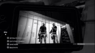 Tom Clancy's Splinter Cell: Conviction (Камера-липучка)