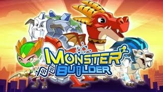 Monster Builder: Craft, Defend Gameplay IOS/Android