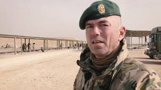 Presseofficer i Irak