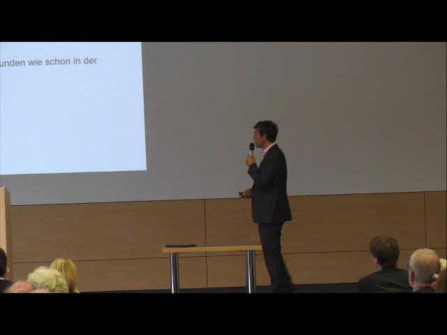 #ZLabSH, Auftakt 2.5.2019 Kiel, 4, Prof. Dr. Alexander Spermann - Digitalisierung und Sozialsysteme
