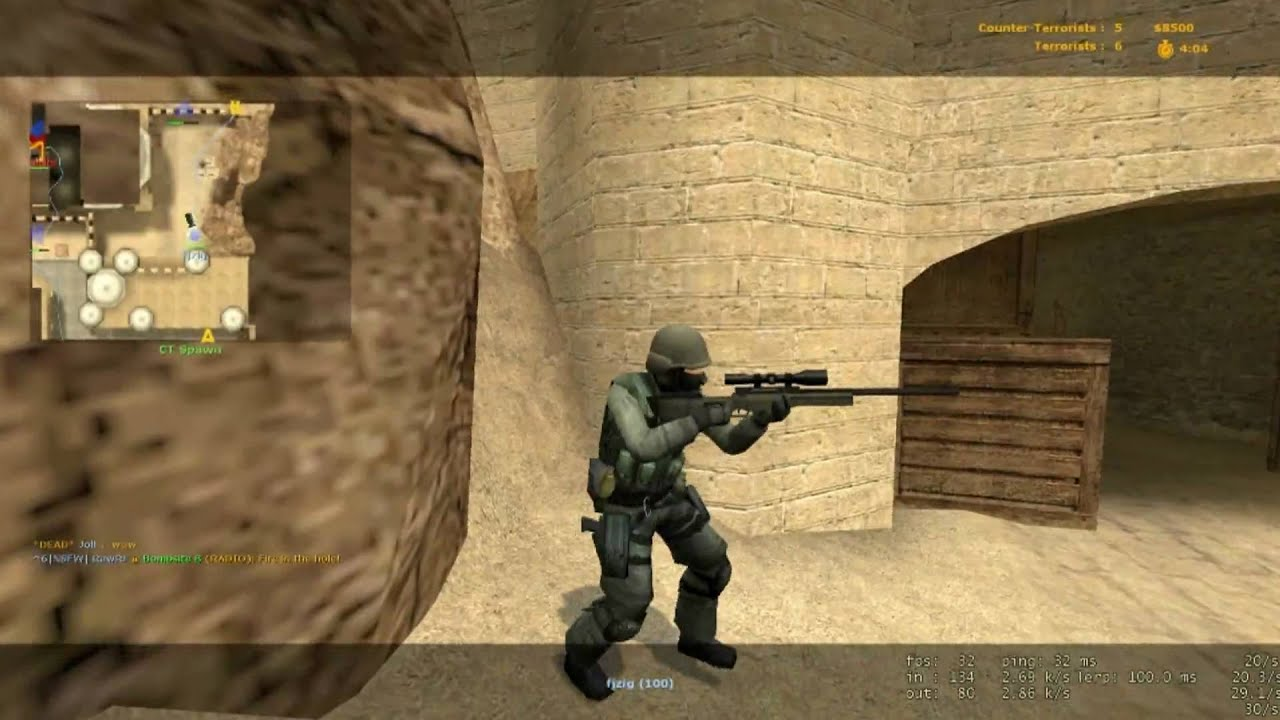 how to add bot in counter strike 1.3