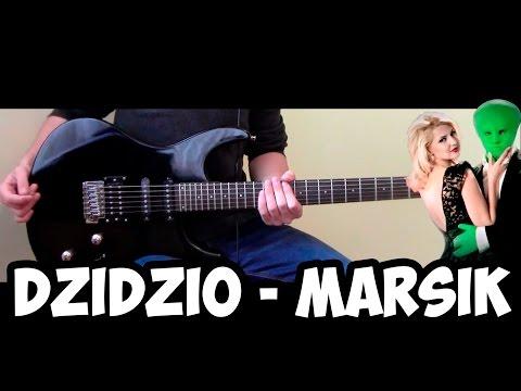 DZIDZIO - MARSIK  Як грати на гітарі  таби, акорди, розбір соло в кінці