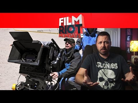 Mondays: Will Hollywood Stop Using Film & Using Non Actors