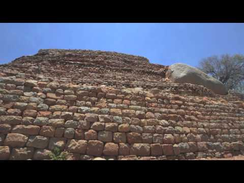 Khami Ruins a UNESCO World Heritage Site