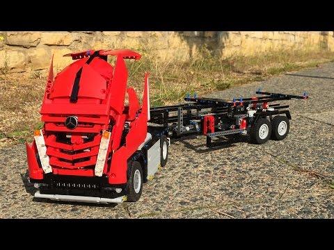 Lego Technic Mercedes Benz Truck of 2045
