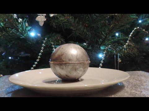 sphères-marrons/chocolat/