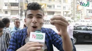 """بالفيديو.. """"الحر"""" يكشف """"أزمة مزيل العرق"""" في شوارع القاهرة"""