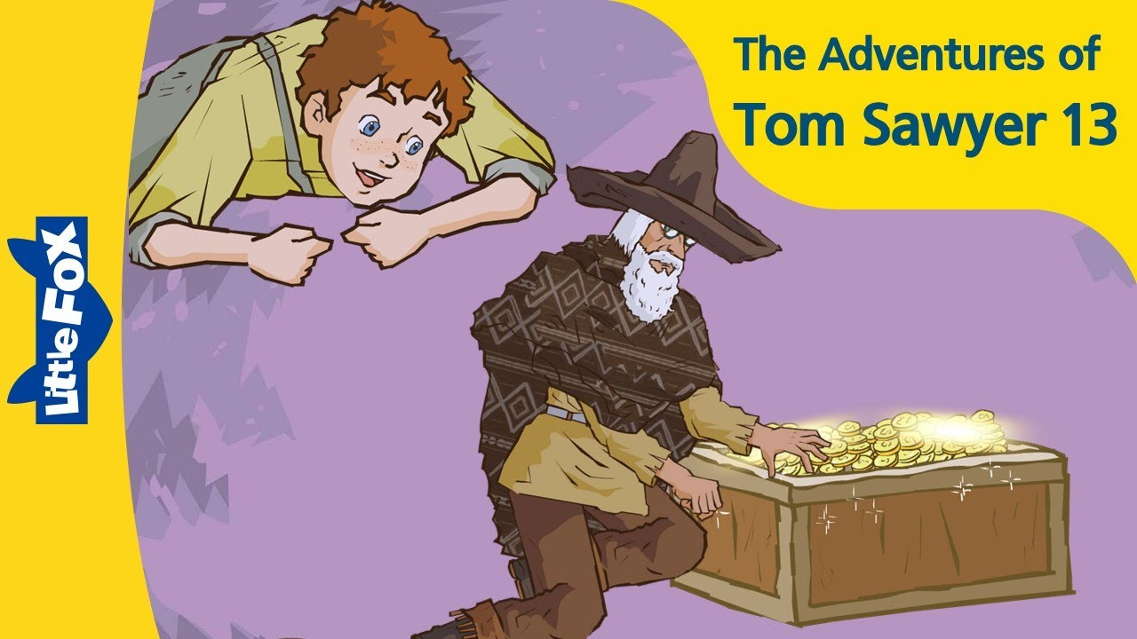 The Adventures of Tom Sawyer chapter 13  | Stories for Kids | English Fairy Tales
