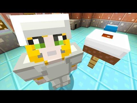 Minecraft Xbox - Stampy Flat Challenge - Cake At Last (5)