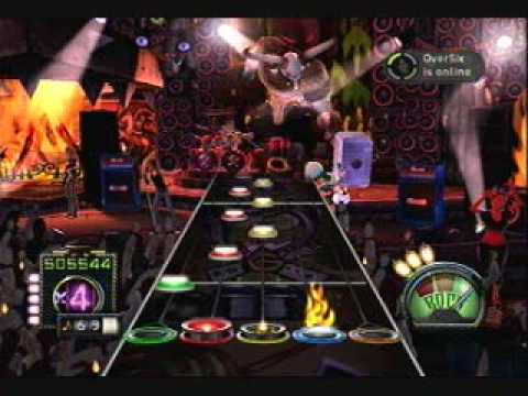 Guitar Hero 3 - Through Fire and Flames 930,351 98% -51