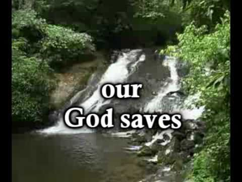 Our God Saves  Paul Baloche  Worship Video with lyrics