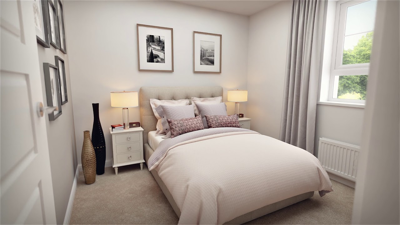 3 Bedroom Family Home By Barratt Homes