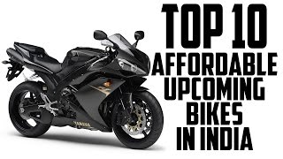 Top 10 upcoming bikes in india 2017 || sports bikes ⭐
