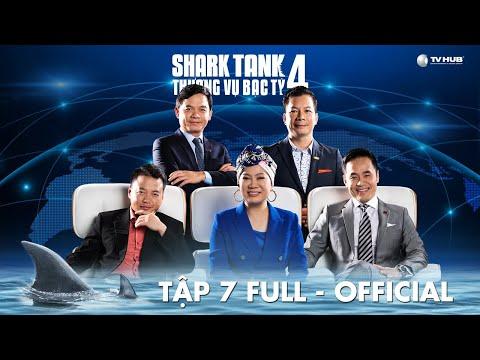 Shark Tank Việt Nam 4 #7   Shark Louis, Shark Bình đầu tư sản phẩm tiềm năng tham gia thị trường Mỹ
