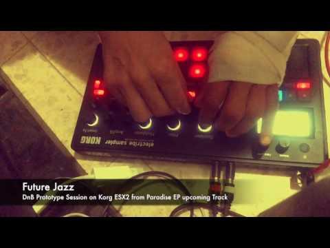Future Jazz (Drum and Bass) Jam Korg ESX2