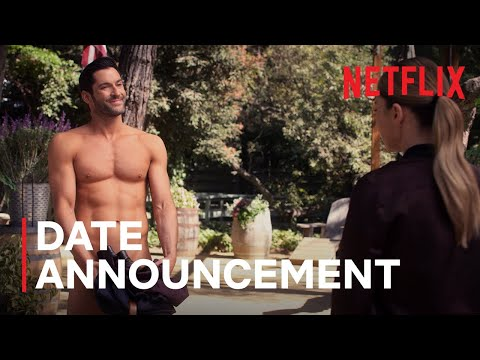 Lucifer's Sexiest Moments | Official Date Announcement | Netflix