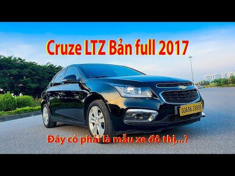 Chevrolet Cruze LTZ Bản full 2017 đây có phải là mẫu xe đô thị ? Xuân Quyết ÔTô long biên 0365639999