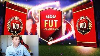FIFA 18 - 1.5 MIO COINS durch BESTE 40-0 TOP 100 REWARDS 🤑😍 Fut Champions Pack Opening Ultimate Team