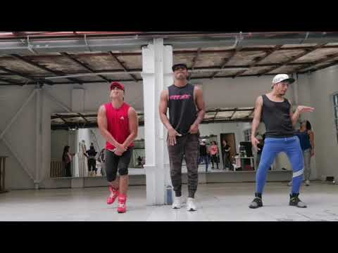 Turn up the music choreography  NR