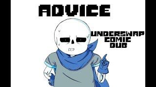 Advice (Underswap Comic Dub)