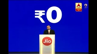 Jio phone will be available to all Indians for an effective price of Rs 0: Mukesh Ambani