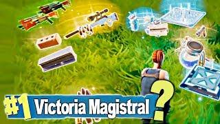 LA PARTIDA MAS EXTREMA Y ÉPICA ¡7 BAJAS! Fortnite: Battle Royale
