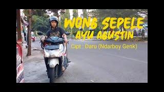 Wong Sepele - Ndarboy Genk (Cover Ayu Agustin)
