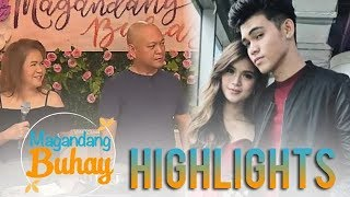 Magandang Buhay: Are Maris' parents in favor of Inigo?