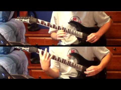 (Don't Fear) The Reaper - Blue Öyster Cult - Guitar Cover (With Tab & Backing Track)