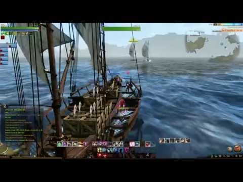 Archeage: Robbery on the High Seas - Part 1: Battle for the Trade Ship
